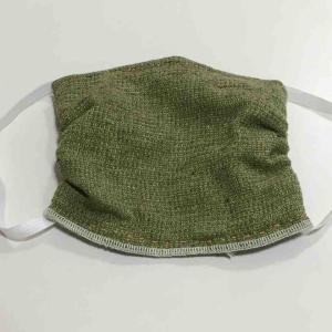 ハンカチマスク(手縫い)