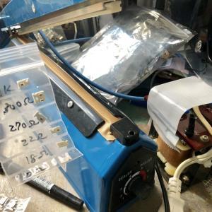 TR1902 AMトランシーバー部品セットのマニュアル関連