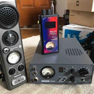 自作CBトランシーバーの製作 その6 WVU-1102のトータル送信能力