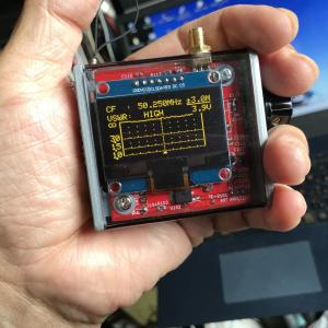 アンテナアナライザー TE-2101 頒布のお知らせ→終了しました