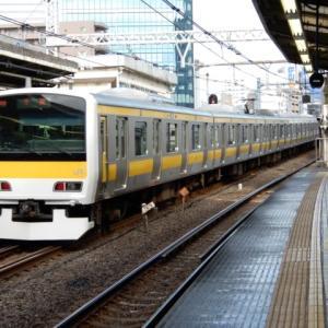 総武本線 E231系500番台 A541