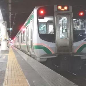東北本線 E721系1000番台 P4-9