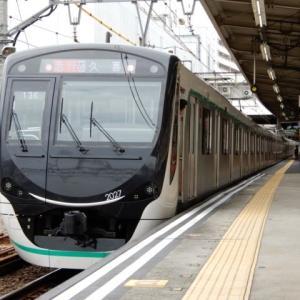 東武スカイツリーライン 東急2020系 2127F