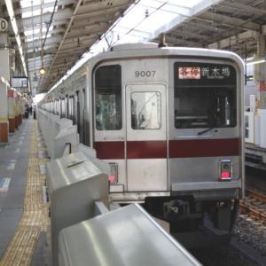 有楽町線 東武9000系 9107F