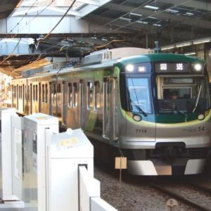 大井町線 7000系 7114F
