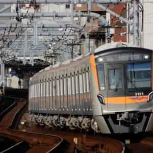 京急本線 京成3100形 3151F