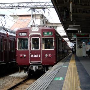 京都本線 5300系 5321F