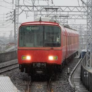 尾西線 6500系 6520F