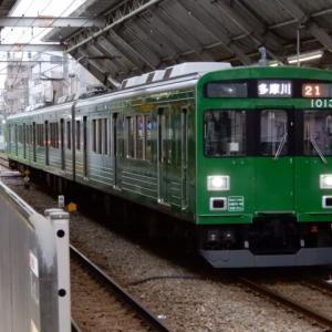 東急多摩川線 1000系 1013F
