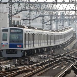 東横線 西武6000系 6109F