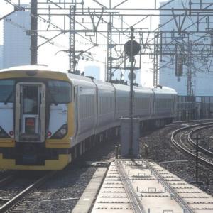 京葉線 E257系500番台 NB08