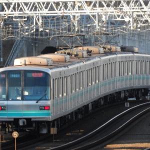 目黒線 メトロ9000系 9101F