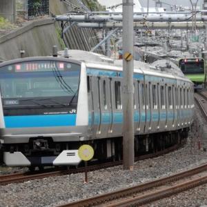 京浜東北線 E233系1000番台 136