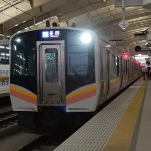 信越本線 E129系100番台 A16