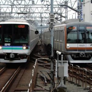 東横線 SR2000系 メトロ10000系
