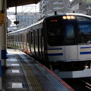 総武本線 E217系 Y23