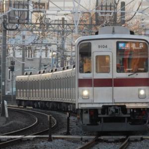 東上線 9000系 9104F