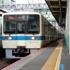 小田原線 8000形 8261F