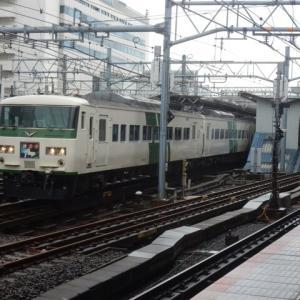 東海道本線 185系 C4