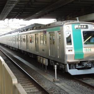 烏丸線 10系 1106F
