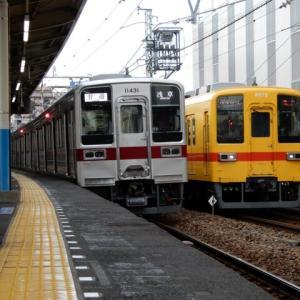東武スカイツリーライン 10030系 8000系