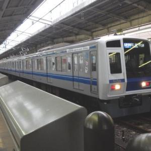 有楽町線 西武6000系50番台 6158F