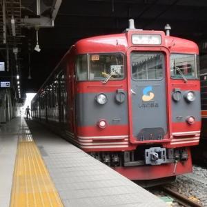 信越本線 しなの115系1500番台 S22