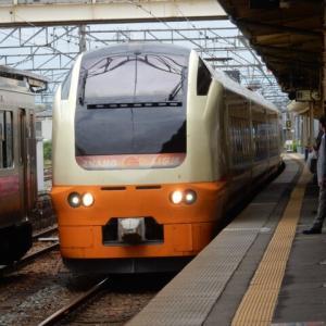 羽越本線 E653系1000番台 U104