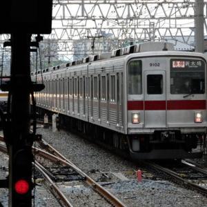 有楽町線 東武9000系 9102F