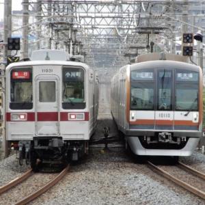 東上線 10030系 メトロ10000系