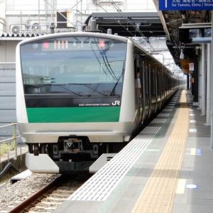 相鉄本線 JR東E233系7000番台 115