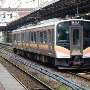 白新線 E129系100番台 A27
