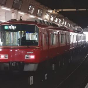 名古屋本線 3500系 3527F