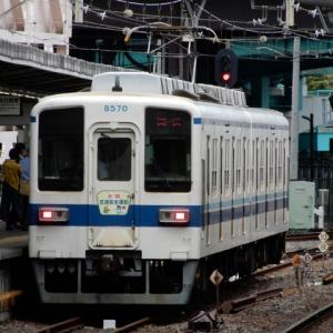 東武スカイツリーライン 8000系 8570F