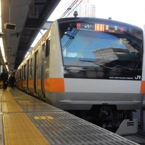 中央本線 E233系 T28