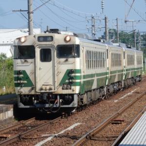 男鹿線 キハ48形500番台 522