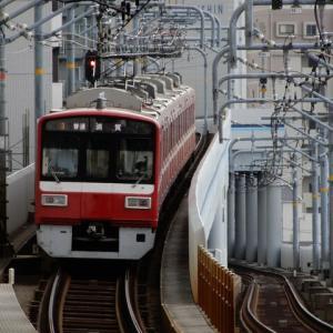 京急本線 1500形 1589F
