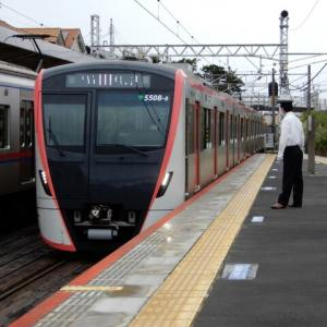 京成本線 都営5500形 5508F