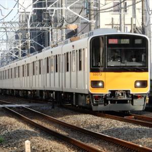 東上線 50070系 51072F