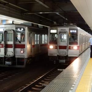 東武スカイツリーライン 10000系 10030系