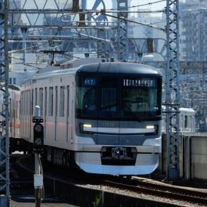 日比谷線 13000系 13106F