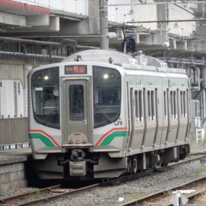 磐越西線 E721系 P12