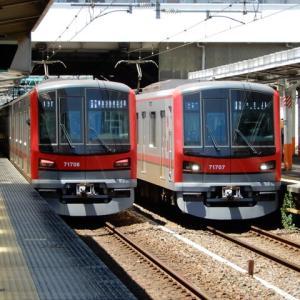 東武スカイツリーライン 70000系 71707F 71708F