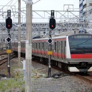 京葉線 E233系5000番台 504