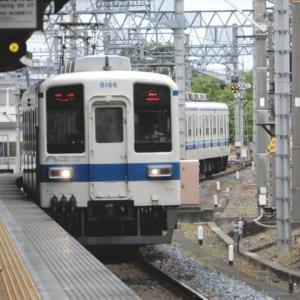 東武アーバンパークライン 8000系 8166F