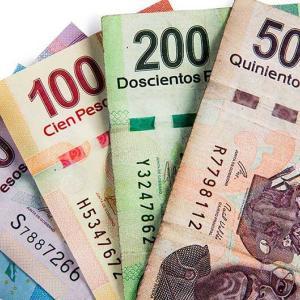 100万円でメキシコペソを100万通貨買いました!