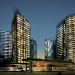 経済が低迷しているトルコにもデザイン性に富んだ超高層ビルは沢山あります!