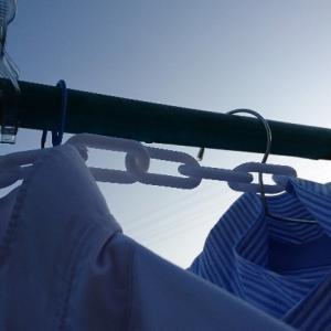 洗濯物が飛んでいかない方法 強風でも外干しオーケー