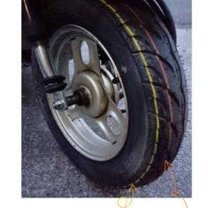 原付バイクのタイヤ交換したら