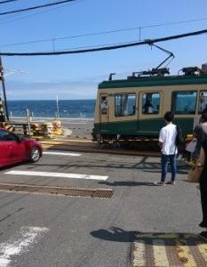 江ノ電と写真とスラムダンク